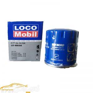 فیلترروغن لوکوموبیل مدلL0/66604 پژو405